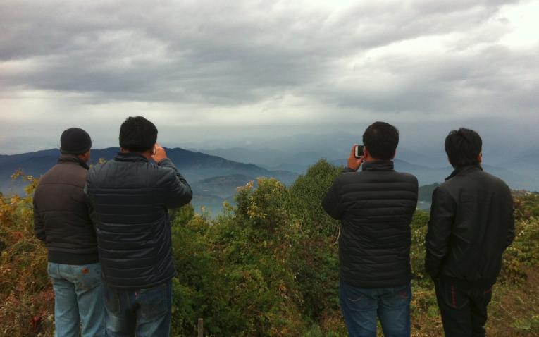 Nagarkot View