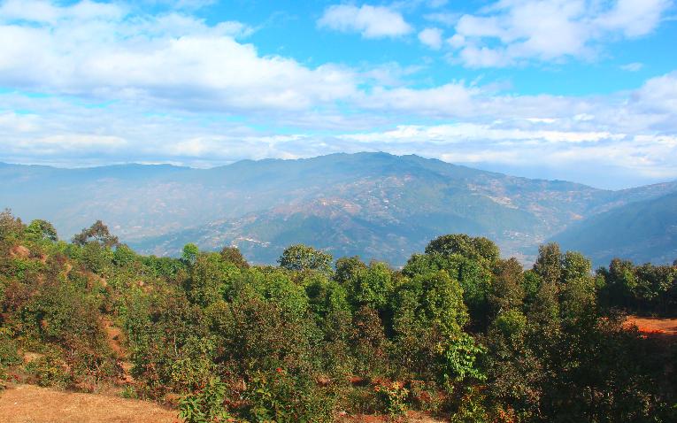 Nagarkot trail