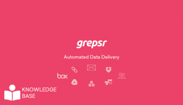 Automated Data Delivery
