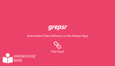Data Delivery via File Feed