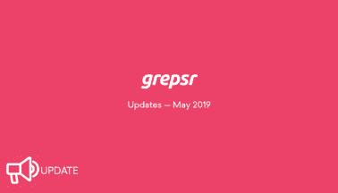 Updates - May 2019