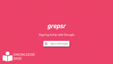 Signing Up/In with Google