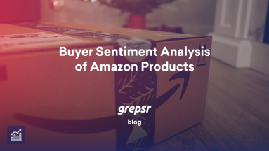 Buyer Sentiment Analysis