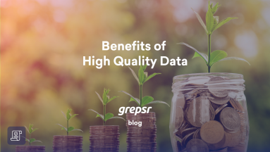 benefits of high quality data