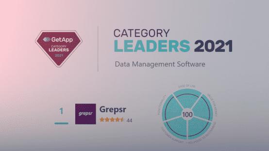 GetApp category leader 2021